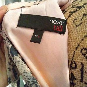 Next tall Dresses - Next Tall dress sz 16t
